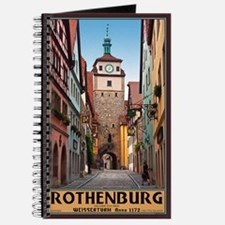 Rothenburg Weisserturm Journal