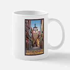 Rothenburg Weisserturm Mug