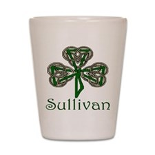 Sullivan Shamrock Shot Glass