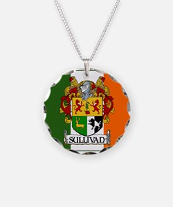Sullivan Arms Flag Necklace