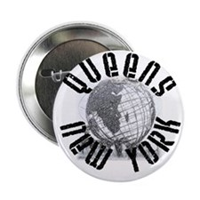 """Queens, New York 2.25"""" Button (10 pack)"""