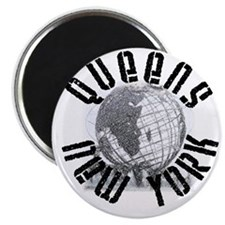 "Queens, New York 2.25"" Magnet (10 pack)"
