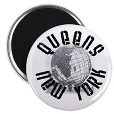 Queens, New York Magnet Magnets