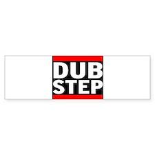 DubStep Logo Bumper Sticker