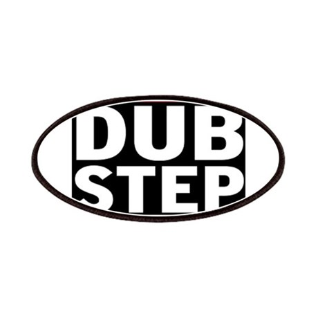 DubStep Logo Patches