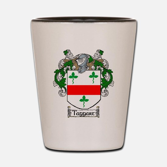 Taggart Coat of Arms Shot Glass