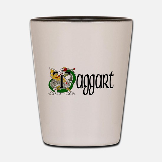 Taggart Celtic Dragon Shot Glass