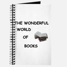 THE WONDERFUL WORLD OF BOOKS Journal