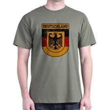 Deutschland (Germany) Shield T-Shirt
