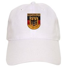Deutschland (Germany) Shield Baseball Cap