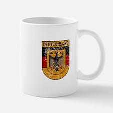 Deutschland (Germany) Shield Mug