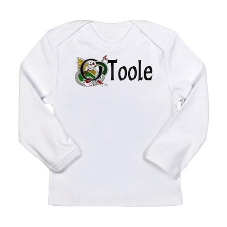 O'Toole Celtic Dragon Long Sleeve Infant T-Shirt