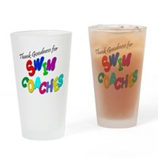 Swim Coaches Pint Glass