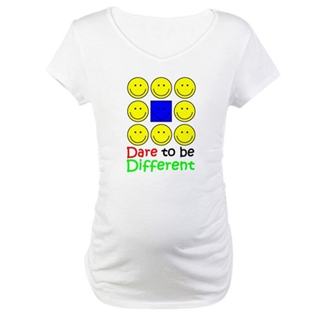 Dare to be Different Maternity T-Shirt