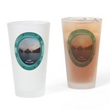 Cabo Sunset Porthole Pint Glass