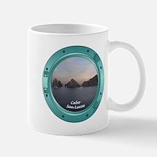 Cabo Sunset Porthole Mug