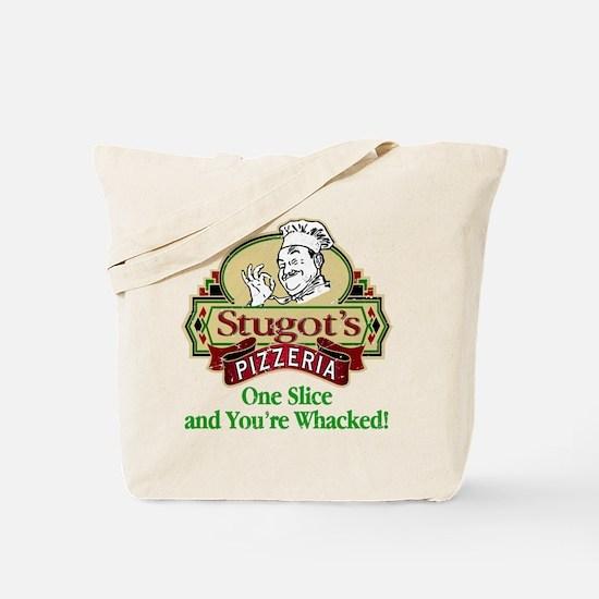 Stugot's Pizzeria Tote Bag