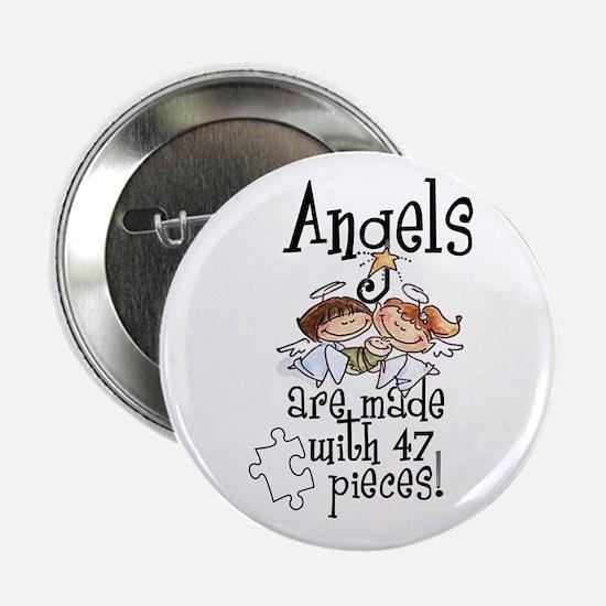 "Angels 2.25"" Button"