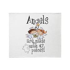 Angels Throw Blanket