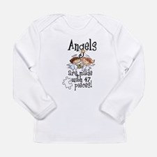 Angels Long Sleeve Infant T-Shirt