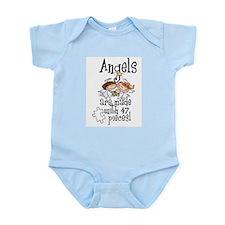 Angels Infant Bodysuit