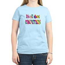 About Computers T-Shirt