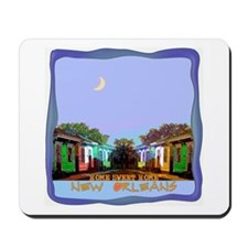 New Orleans Home Sweet Home i Mousepad