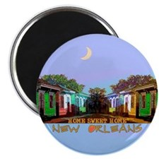 "New Orleans Home Sweet Home i 2.25"" Magnet (100 pa"