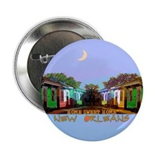New Orleans Home Sweet Home i Button