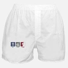 Eat Sleep Climb - Man2 Boxer Shorts