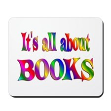 About Books Mousepad