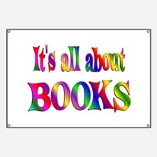 About Books Banner