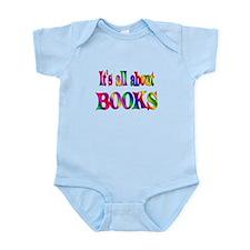 About Books Infant Bodysuit
