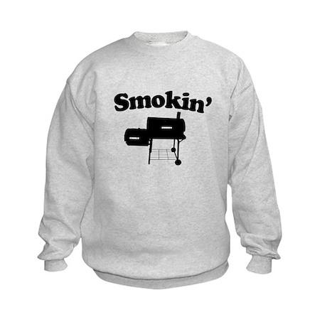 Smokin' - Barbecue Kids Sweatshirt