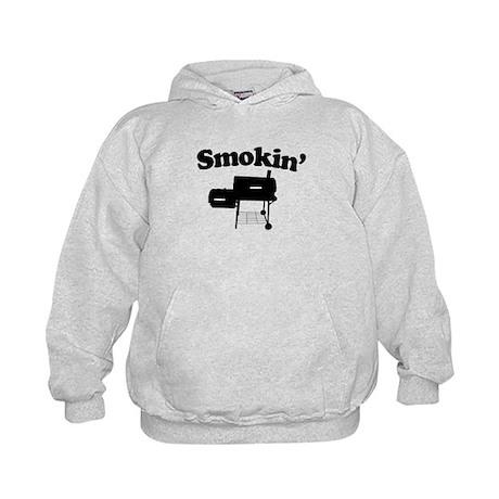 Smokin' - Barbecue Kids Hoodie