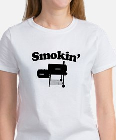 Smokin' - Barbecue Women's T-Shirt