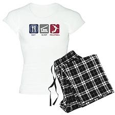 Eat Sleep Volleyball - Woman Pajamas