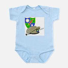 SOF - Ranger DUI - Beret Infant Bodysuit