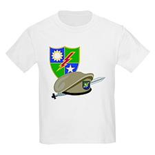 SOF - Ranger DUI - Beret T-Shirt