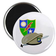 SOF - Ranger DUI - Beret Magnet