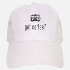 Got Coffee? Baseball Baseball Baseball Cap