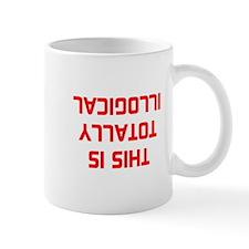 Cute Spock Mug