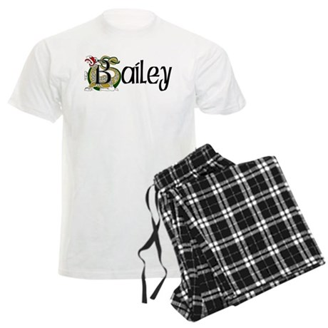 Bailey Celtic Dragon Men's Light Pajamas