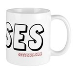 I Love (Heart) Moses Mug