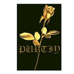 Purity Rose Postcards (Package of 8)