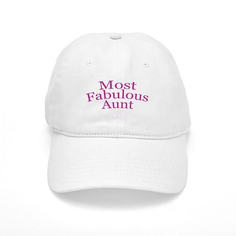 Most Fabulous Aunt Cap