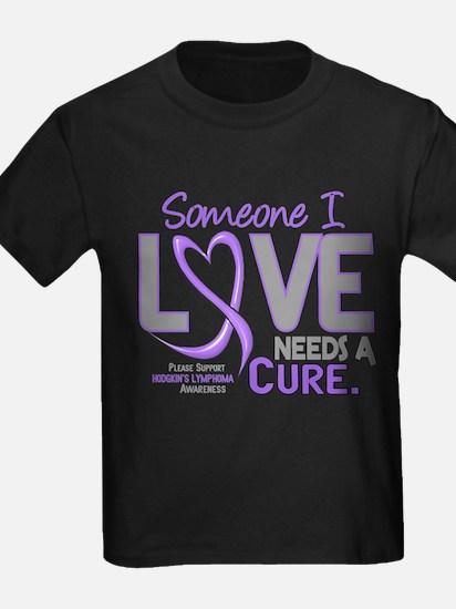 Needs a Cure Hodgkin's Lymphoma T