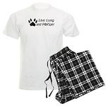 Live Long And Pawsper Men's Light Pajamas