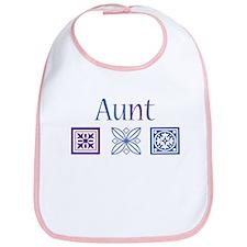 Aunt Crafty Bib