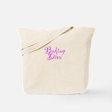 Baking Diva Tote Bag